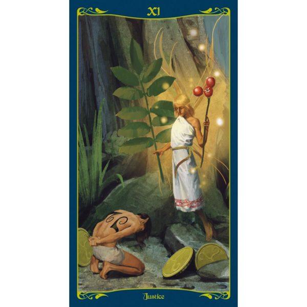 Tarot of the Celtic Fairies 8