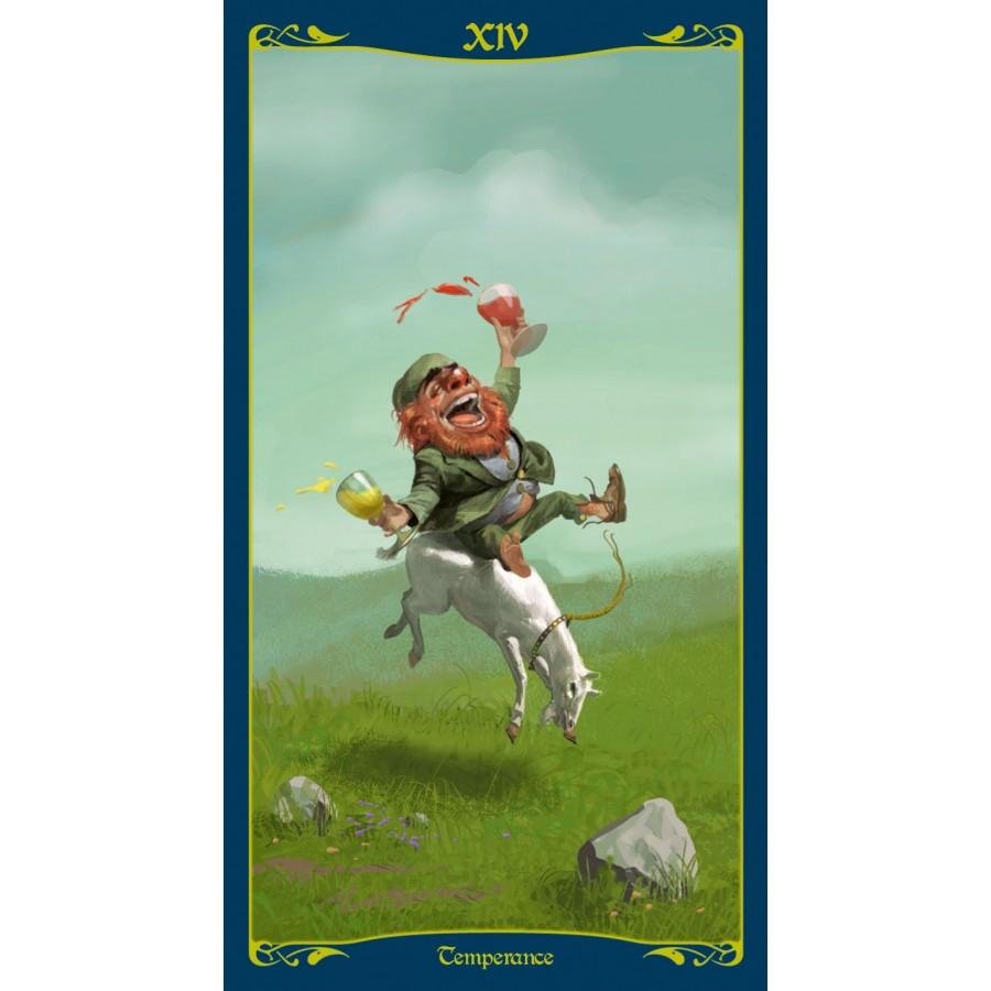Tarot of the Celtic Fairies 9