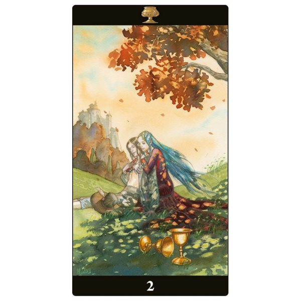 Tarot of the Dream Enchantress 1