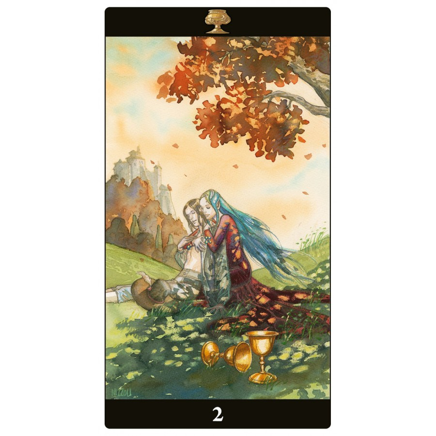 Tarot of the Dream Enchantress 1