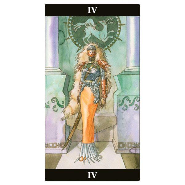 Tarot of the Dream Enchantress 6
