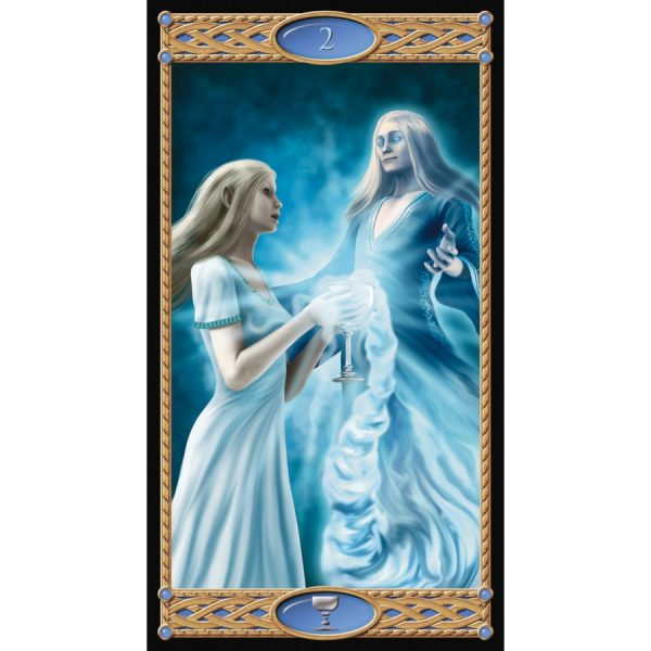 Tarot of the Elves 1