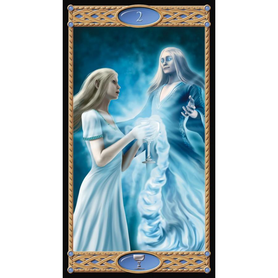 Tarot of the Elves 1