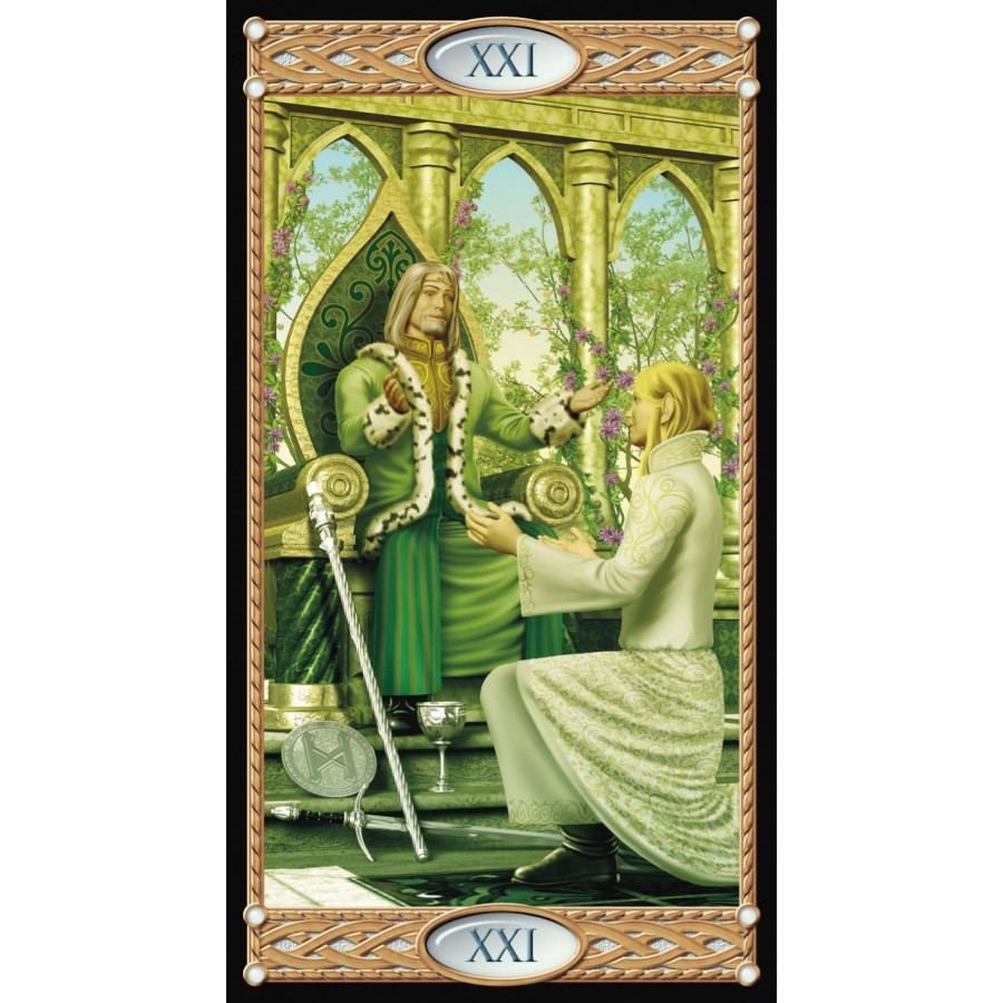 Tarot of the Elves 11