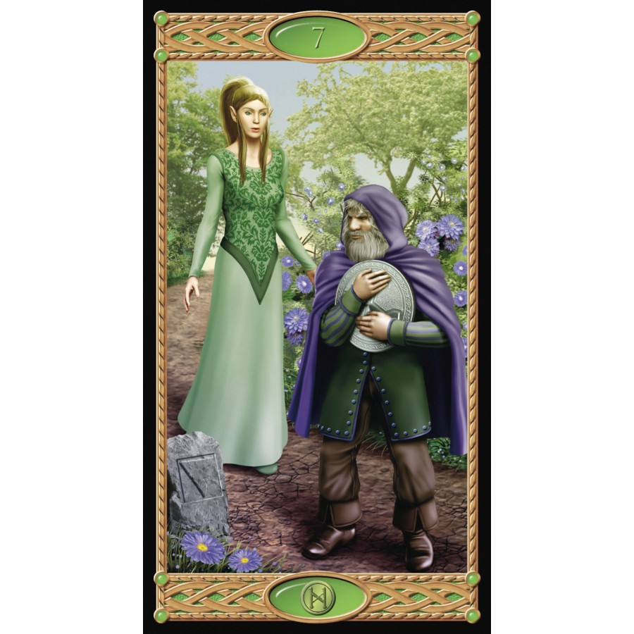 Tarot of the Elves 2