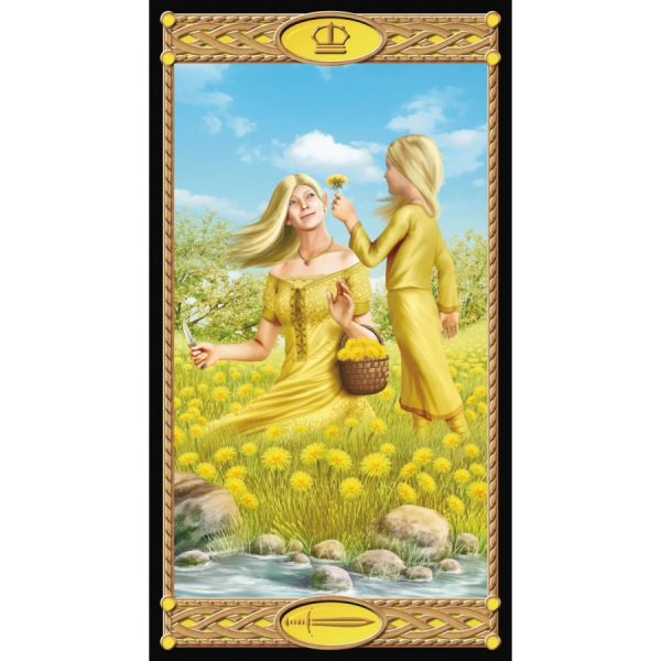 Tarot of the Elves 4