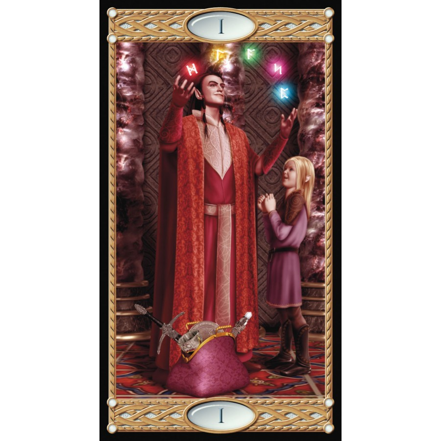 Tarot of the Elves 5