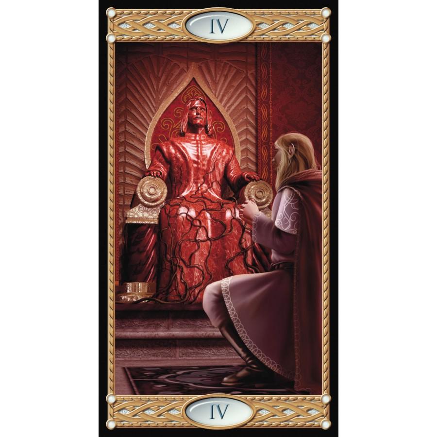 Tarot of the Elves 6
