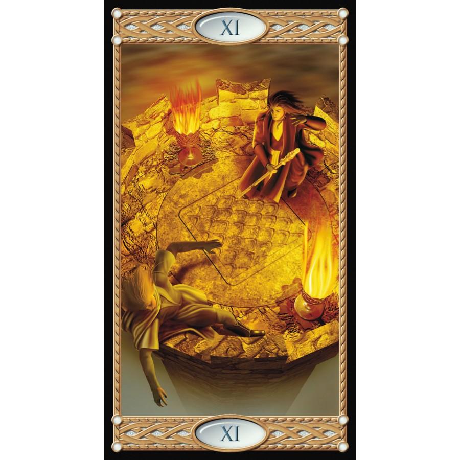 Tarot of the Elves 8
