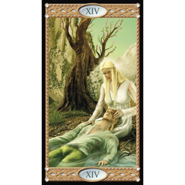 Tarot of the Elves 9