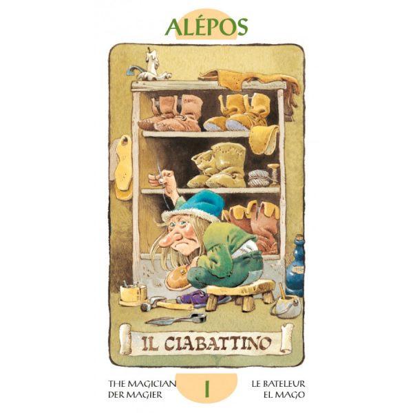 Tarot of the Gnomes 1