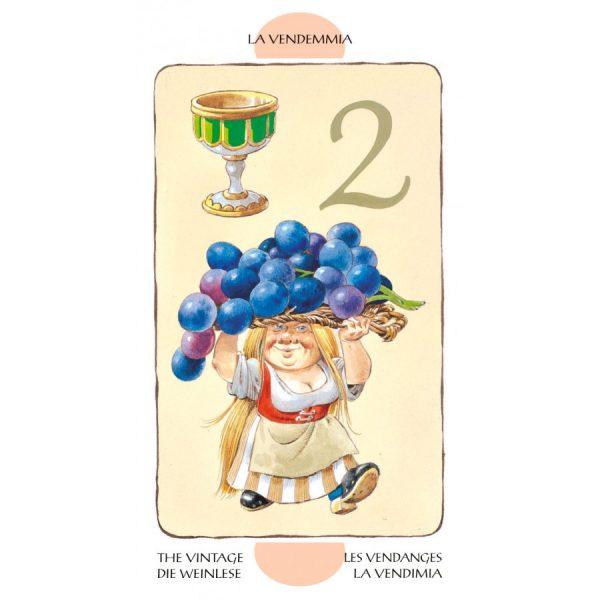 Tarot of the Gnomes 8