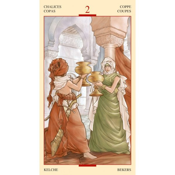 Tarot of the Holy Grail 1
