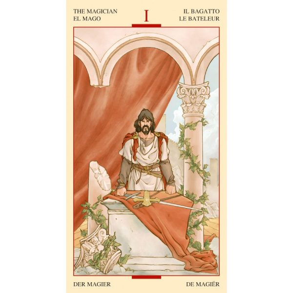 Tarot of the Holy Grail 5