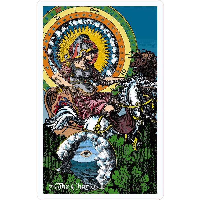 Tarot of the Holy Light 1