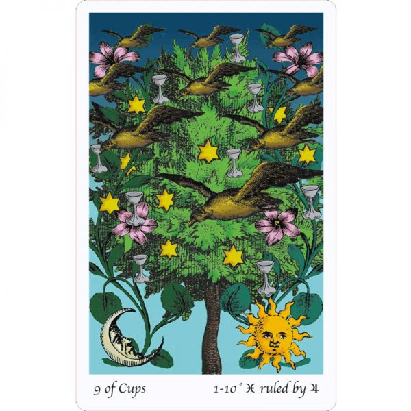 Tarot of the Holy Light 4