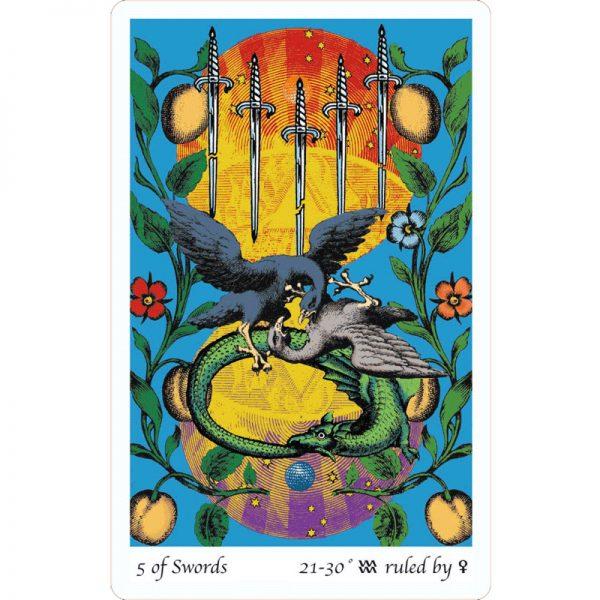Tarot of the Holy Light 6