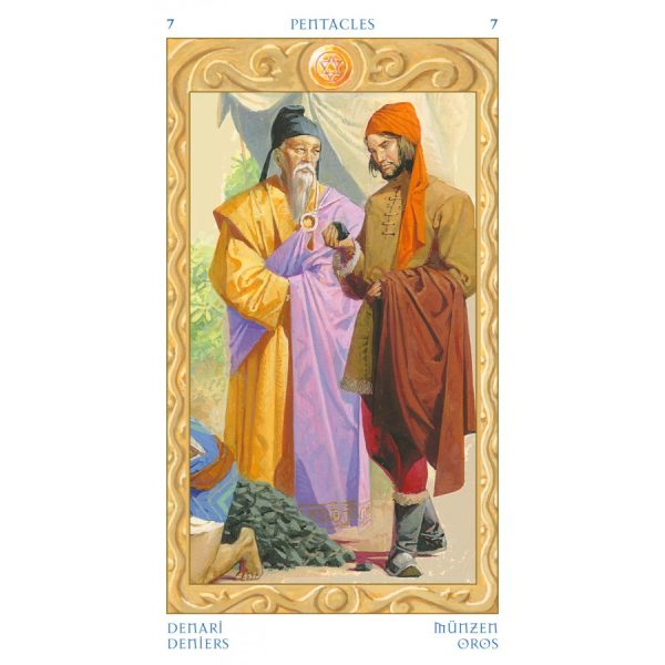 Tarot of the Journey to the Orient 2
