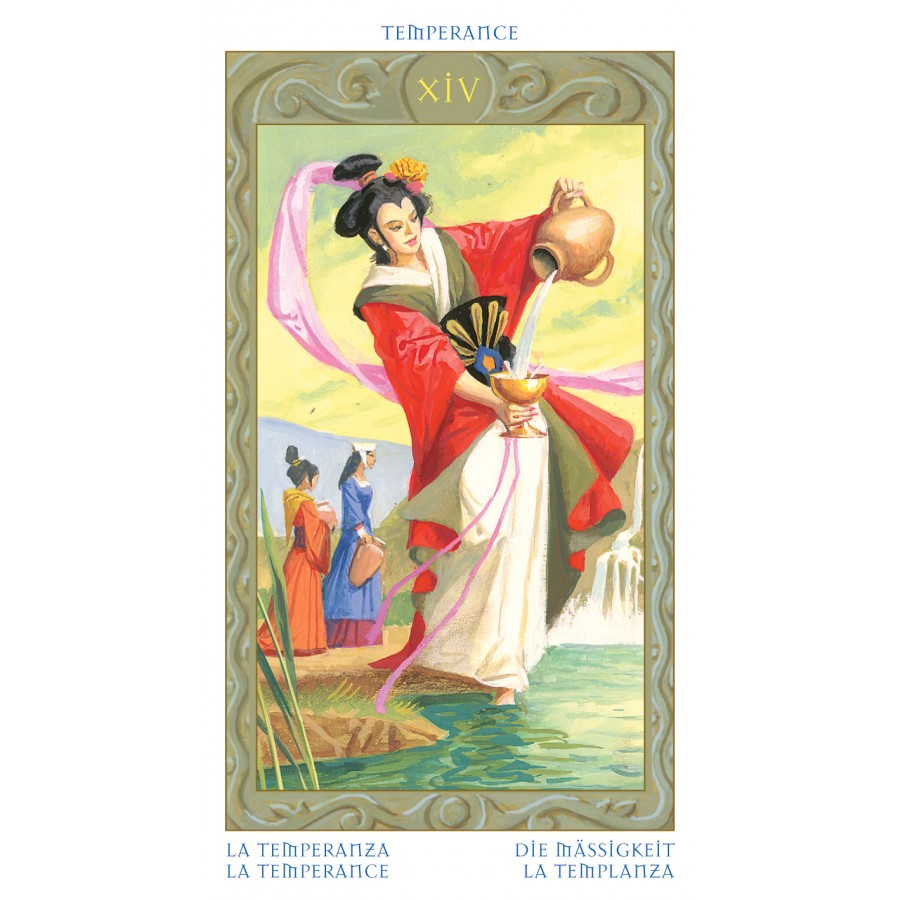 Tarot of the Journey to the Orient 9