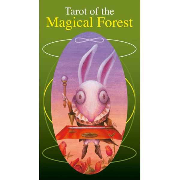 Tarot of the Magical Forest 9