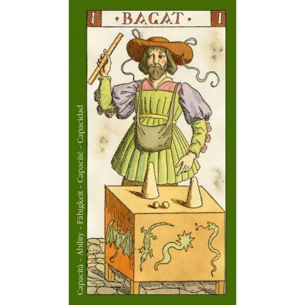 Tarot of the Master 1