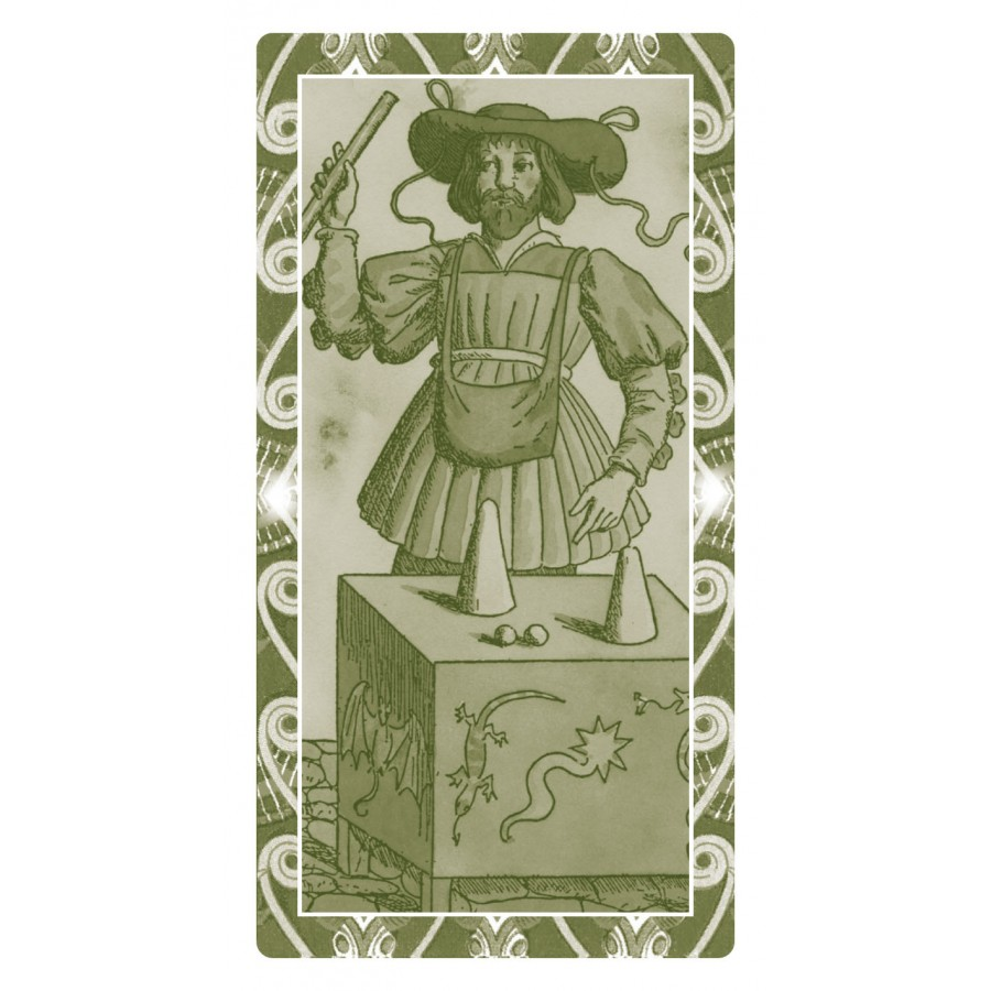 Tarot of the Master 11