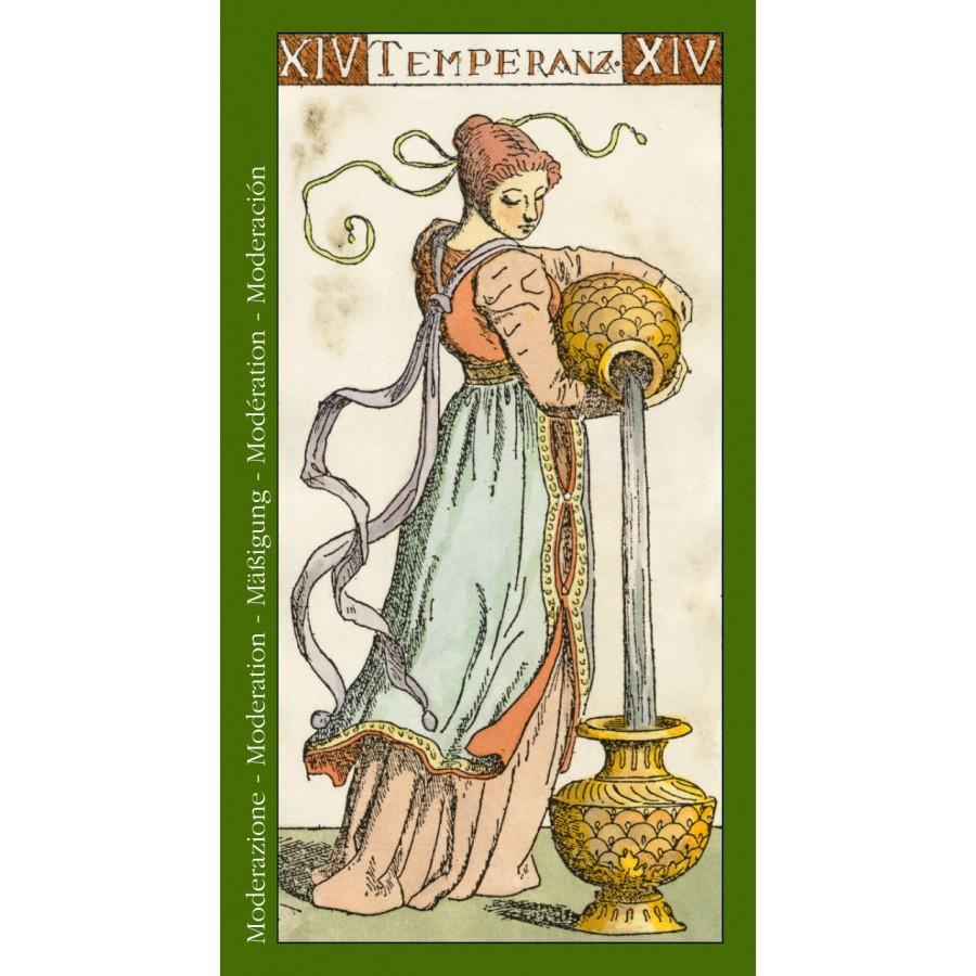 Tarot of the Master 5