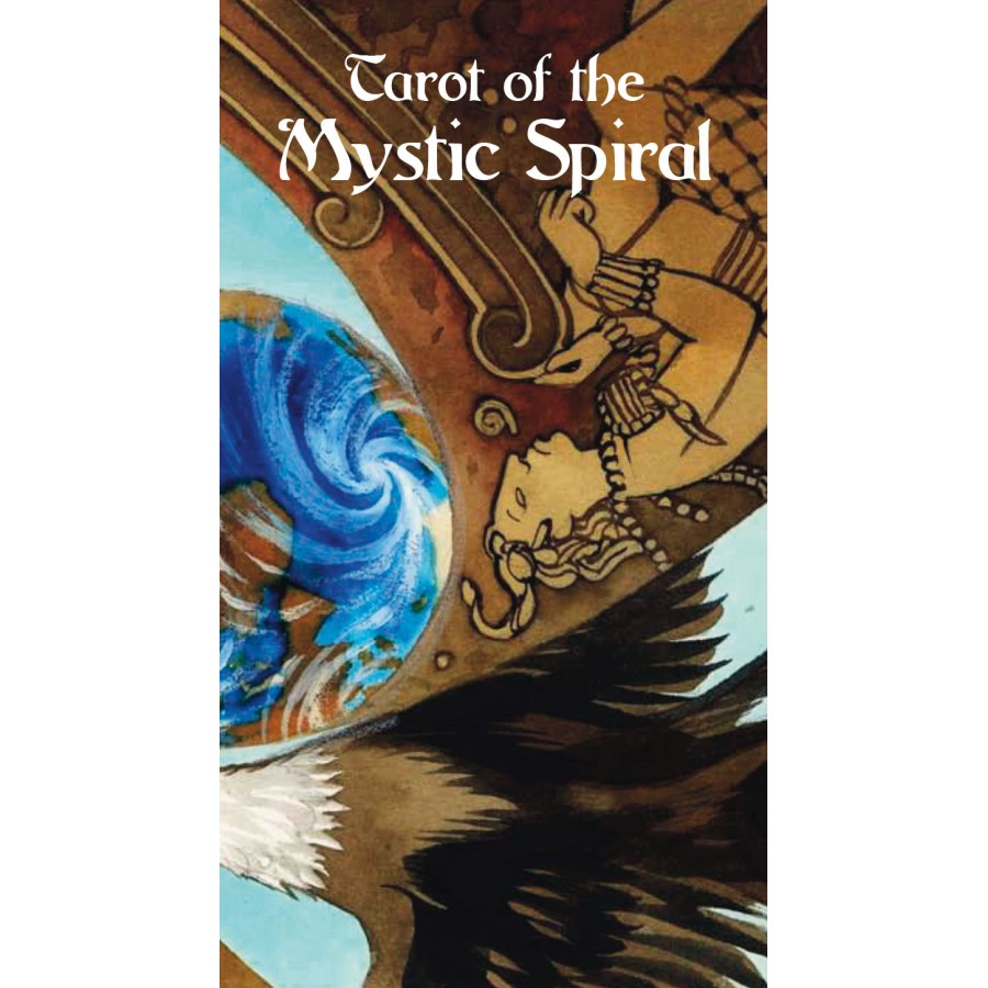 Tarot of the Mystic Spiral 15