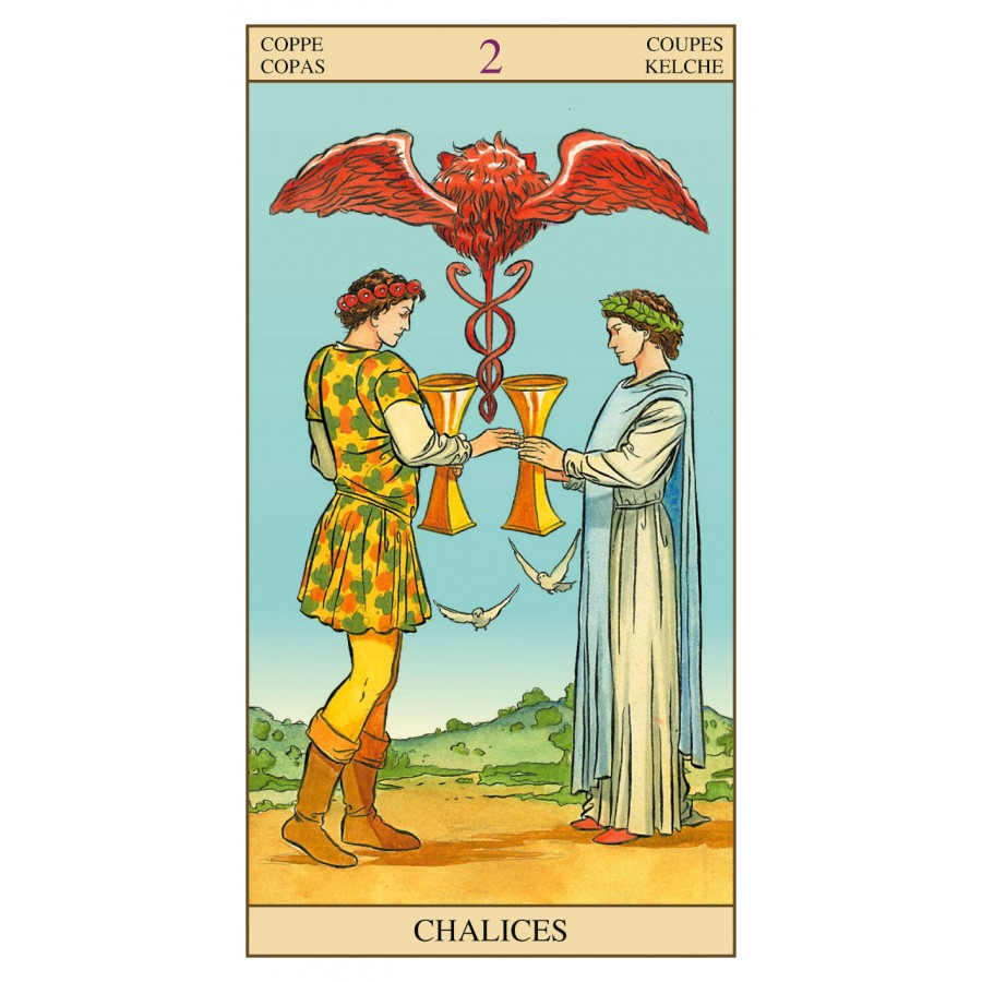 Tarot of the New Vision 1