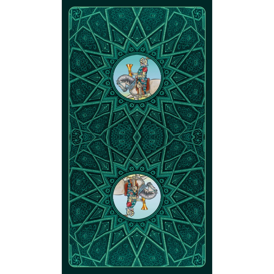 Tarot of the New Vision 12