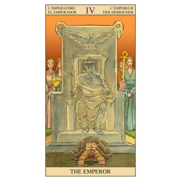 Tarot of the New Vision 6
