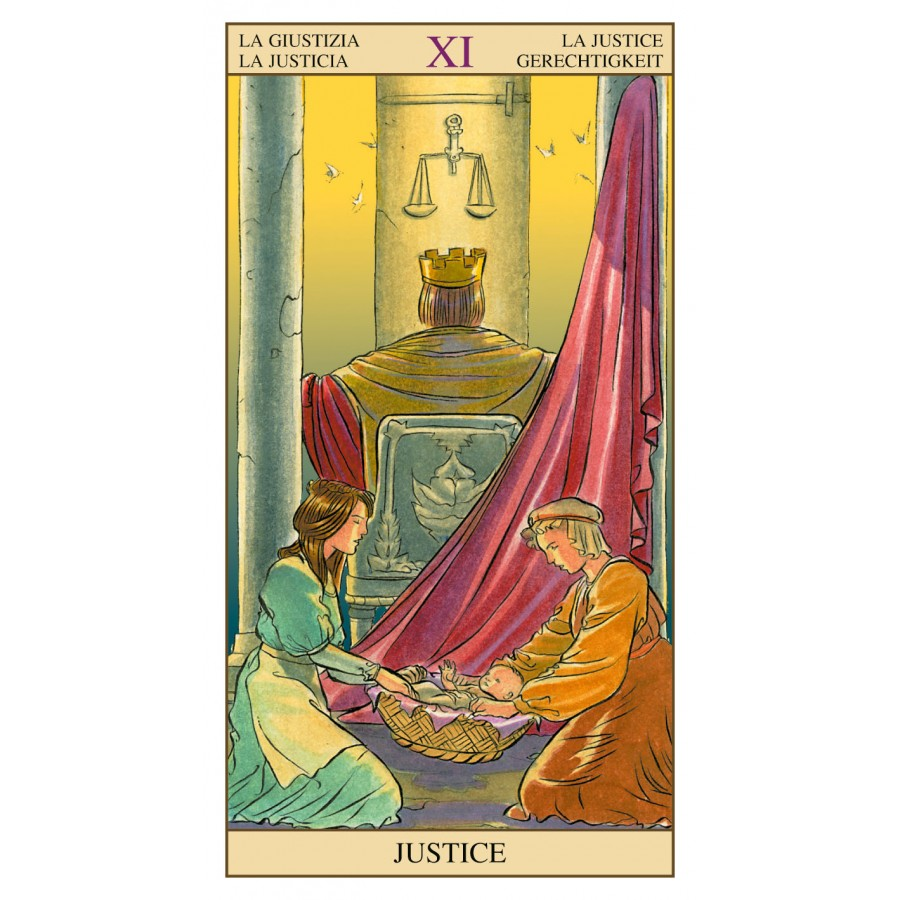Tarot of the New Vision 8