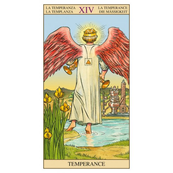 Tarot of the New Vision 9