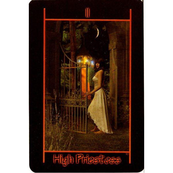 Tarot of the Night 2