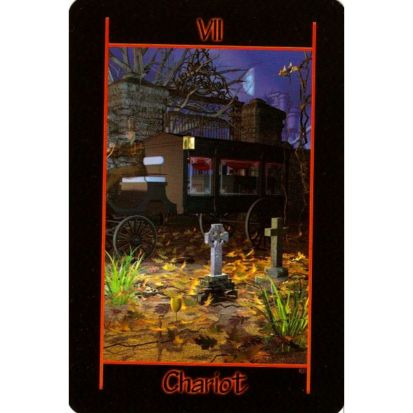 Tarot of the Night 3