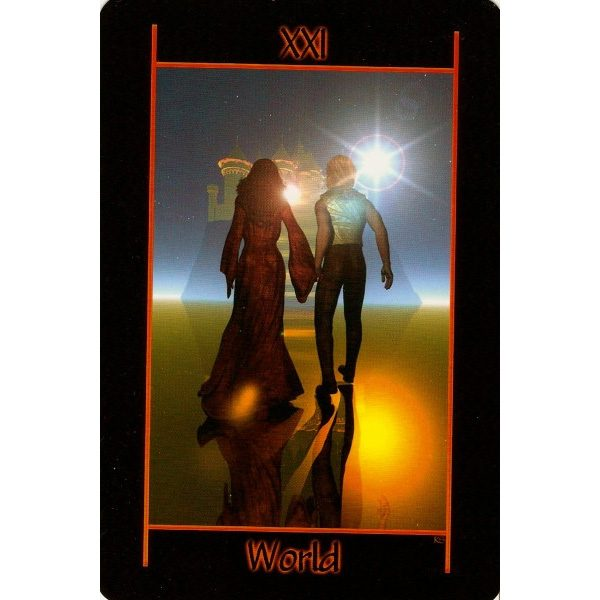 Tarot of the Night 4
