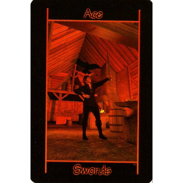 Tarot of the Night 5