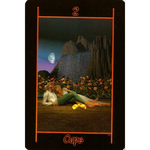 Tarot of the Night 6