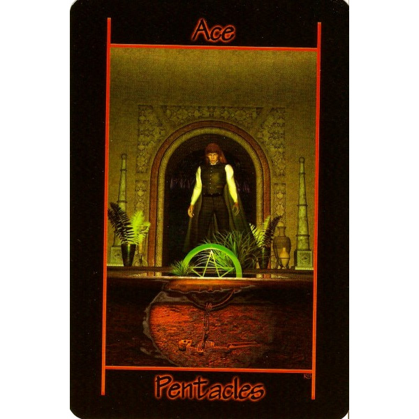Tarot of the Night 7