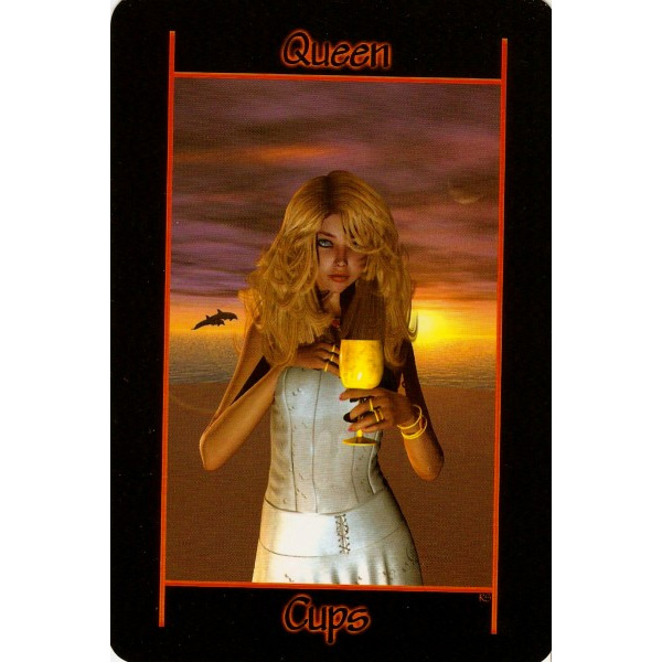 Tarot of the Night 8