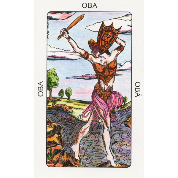 Tarot of the Orishas 1