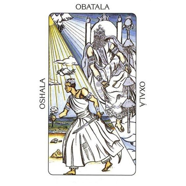 Tarot of the Orishas 2