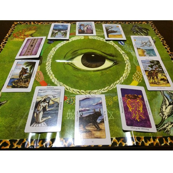 Tarot of the Orishas 4