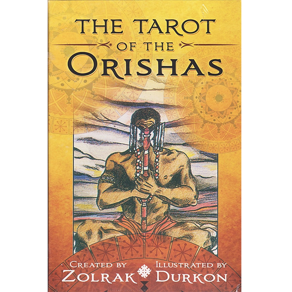 Tarot of the Orishas 9