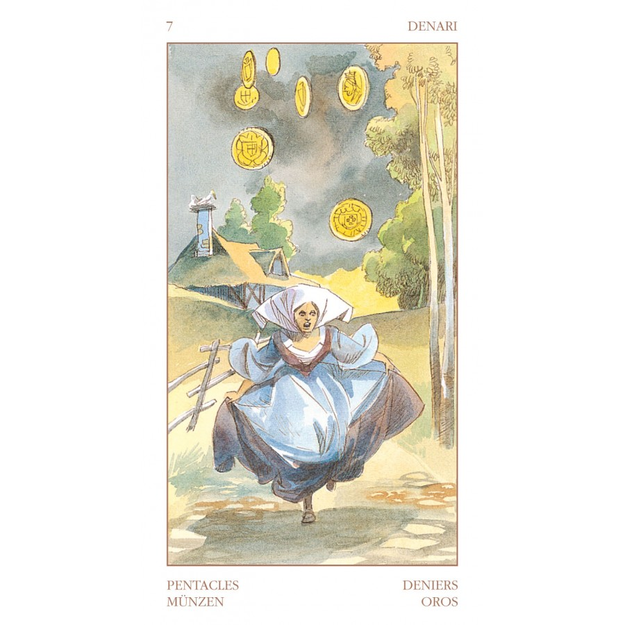 Tarot of the Renaissance 9