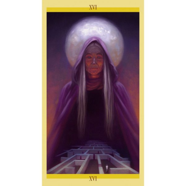 Tarot of the Sacred Feminine 2