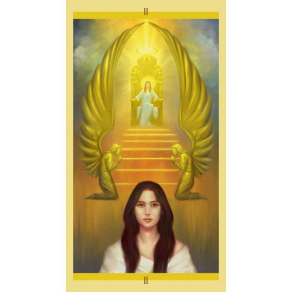Tarot of the Sacred Feminine 3
