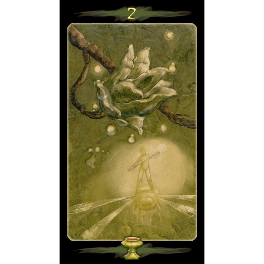 Tarot of the Secret Forest 1