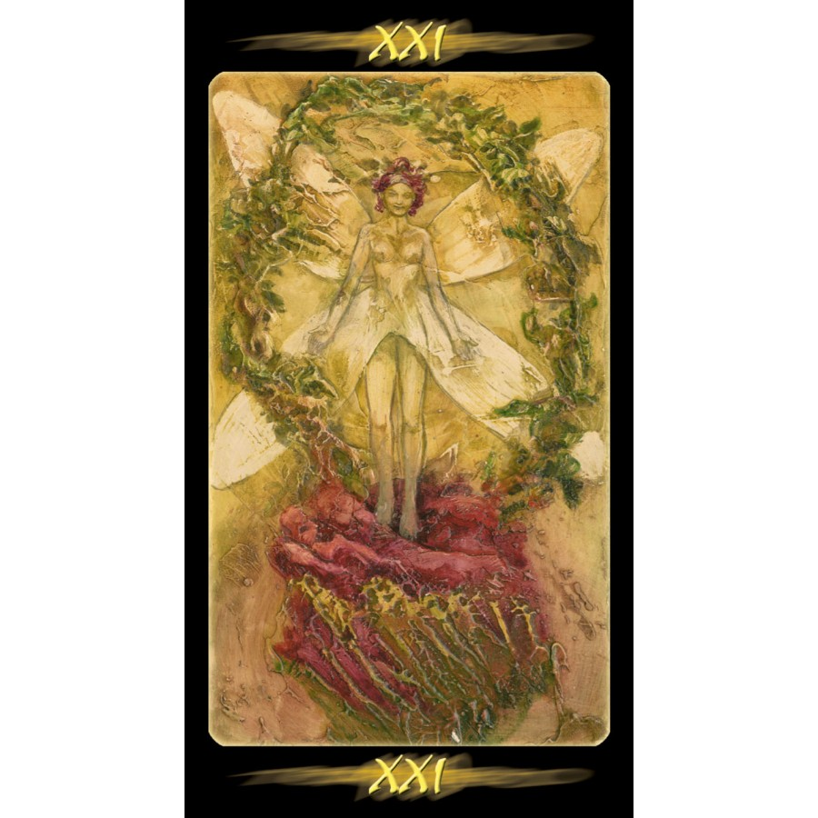 Tarot of the Secret Forest 11
