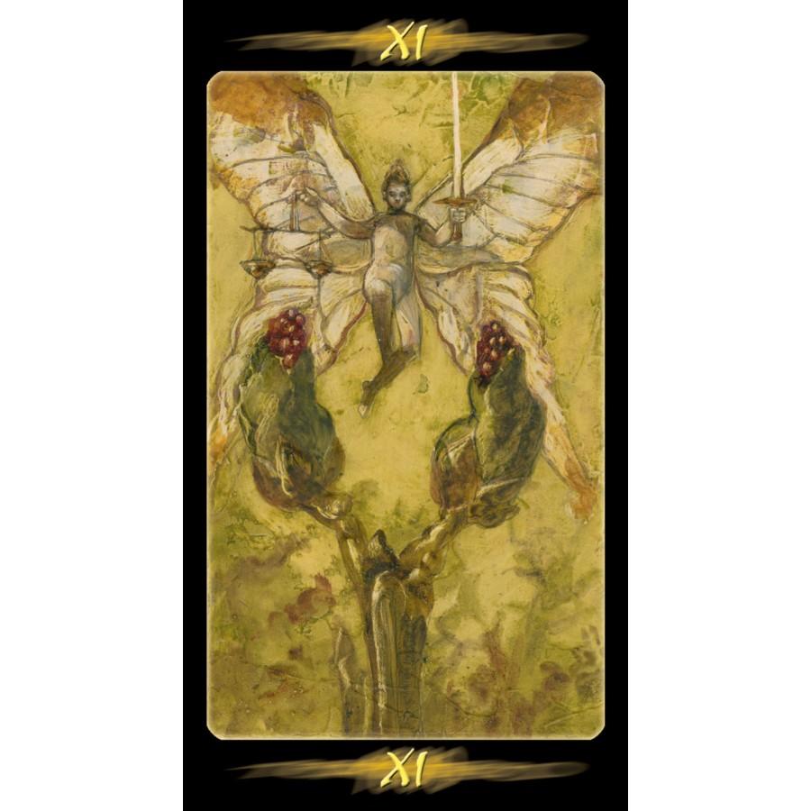 Tarot of the Secret Forest 8
